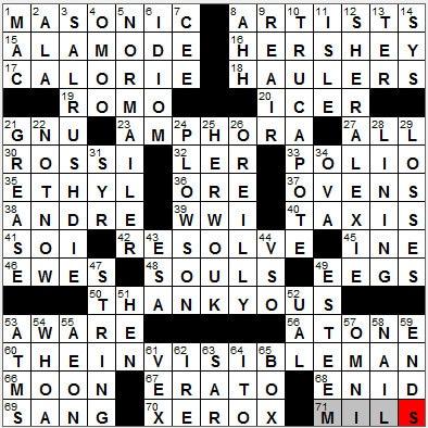 12-Oct-12-LA-Times-Crossword-Solution  sc 1 st  LAXCrossword.com & 12-Oct-12-LA-Times-Crossword-Solution - LAXCrossword.com 25forcollege.com