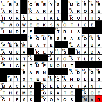 Uncategorized Archives - Page 418 of 666 - LAXCrossword.com