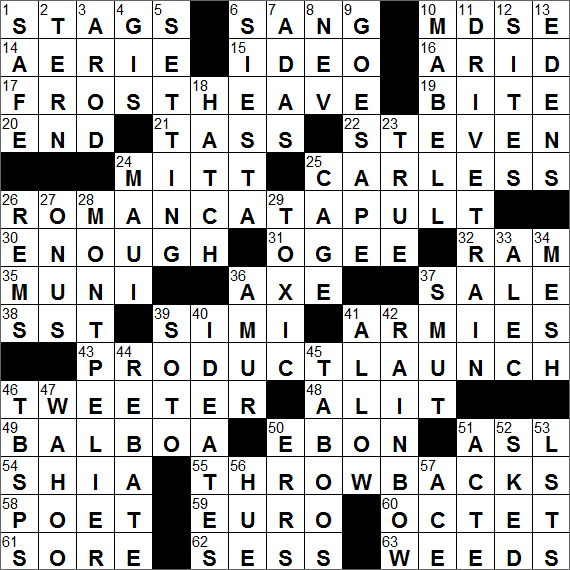 legal right crossword clue