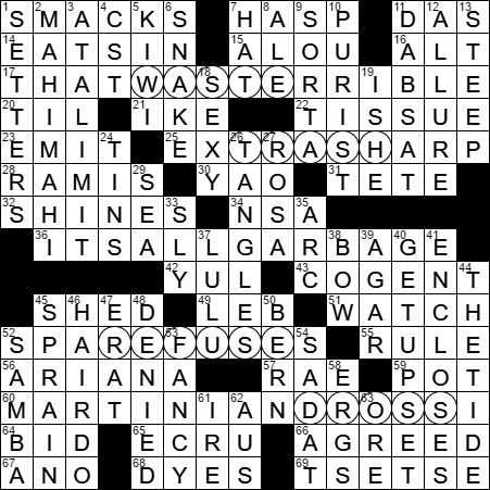 Shade Of Blue Crossword 11 Letters