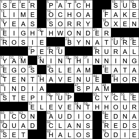 la times crossword answers 20 feb 17 monday