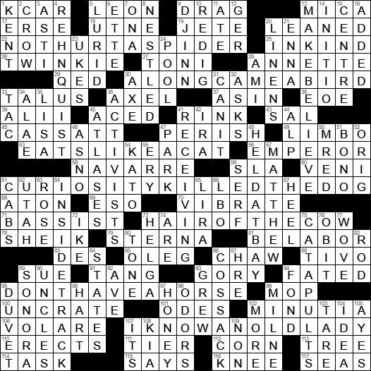 LA Times Crossword Answers 19 Mar 17 Sunday  sc 1 st  LAXCrossword.com & Last verb in the Gettysburg Address crossword clue Archives ... 25forcollege.com
