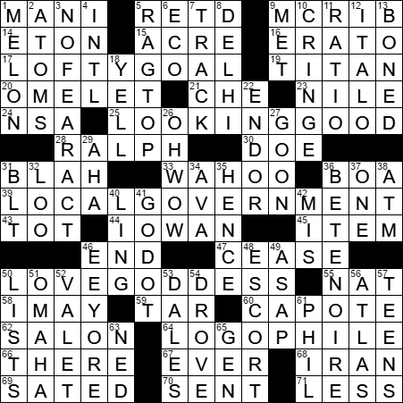 LA Times Crossword Answers 8 Mar 17 Wednesday  sc 1 st  LAXCrossword.com & Golden Arches pork sandwich crossword clue Archives - LAXCrossword.com 25forcollege.com