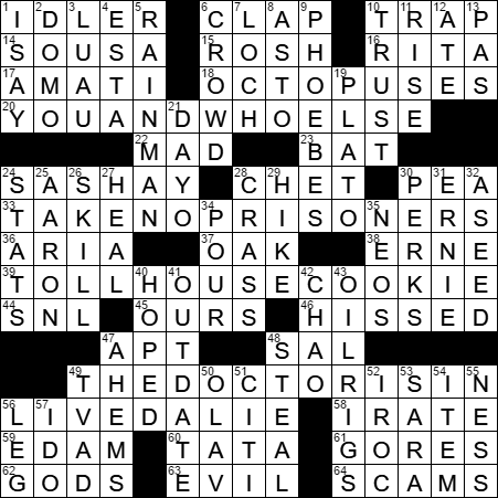 Arigato Japanese Thanks A Lot Crossword Clue Archives