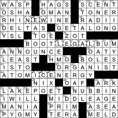 LA Times Crossword Answers 10 Jul 2017 Monday  sc 1 st  LAXCrossword.com & Bright Orion star crossword clue Archives - LAXCrossword.com 25forcollege.com