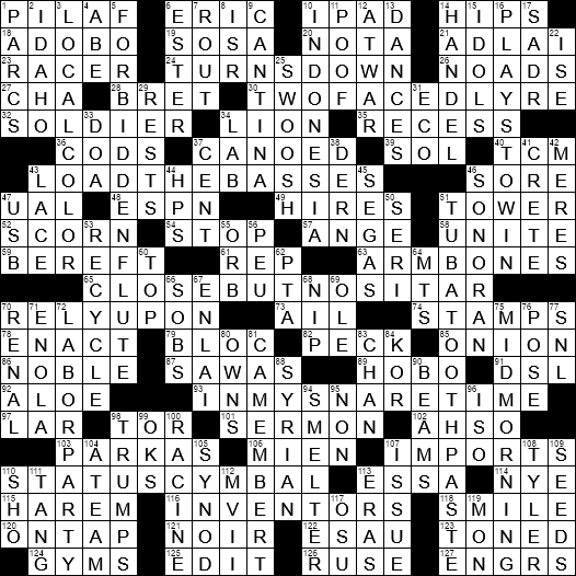 LA Times Crossword Answers 20 Aug 2017 Sunday  sc 1 st  LAXCrossword.com & Mexican marinade crossword clue Archives - LAXCrossword.com 25forcollege.com
