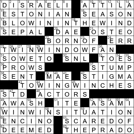 recipe: have a wash crossword clue [30]