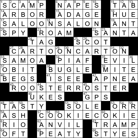 steam engine inventor crossword clue