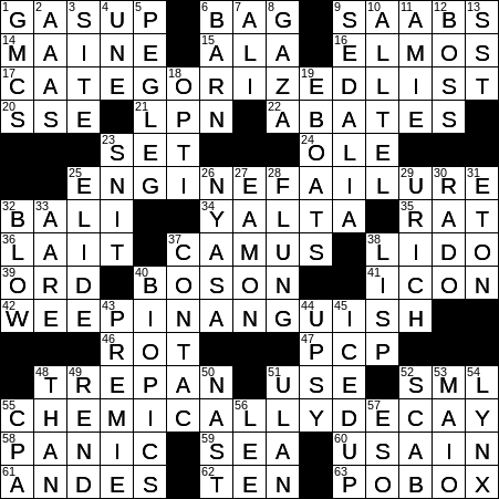 1945 conference city crossword clue archives laxcrossword com