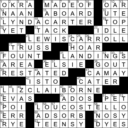 La times crossword answers 17 jul 2017 monday laxcrossword la times crossword answers 17 jul 2017 monday spiritdancerdesigns Images