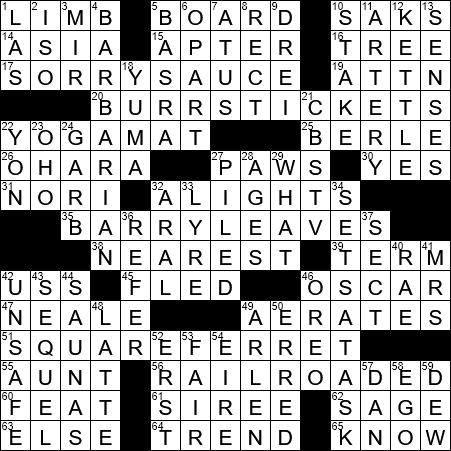 Campaign prizes named for a muse crossword clue