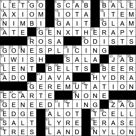 Become More Mature Crossword