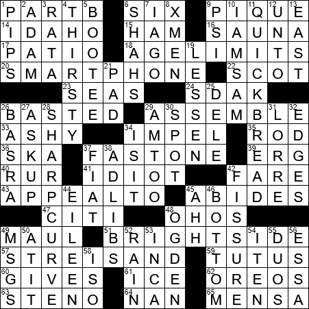 La times crossword answers 12 mar 2018 monday laxcrossword la times crossword answers 12 mar 2018 monday urtaz Image collections