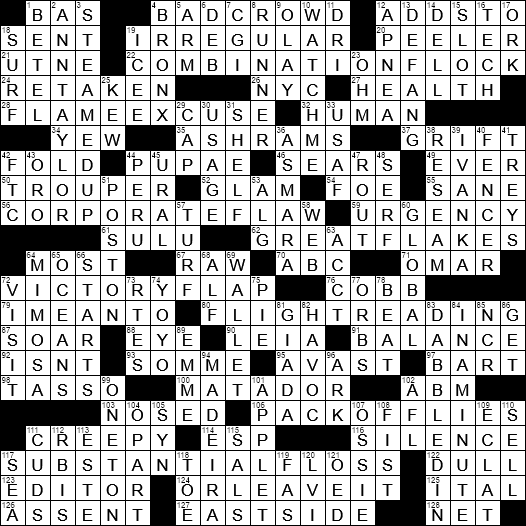 Interfaith Service Attendees Crossword Clue Archives Laxcrossword