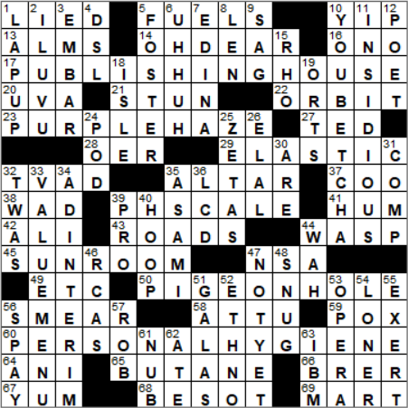 Sort In Compartments Crossword Clue Archives Laxcrossword Com