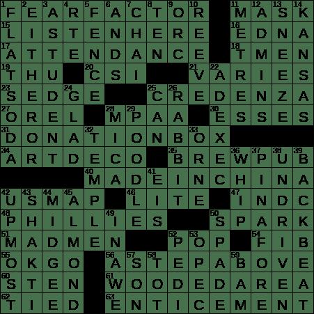 flirting quotes in spanish crossword clue puzzles puzzle